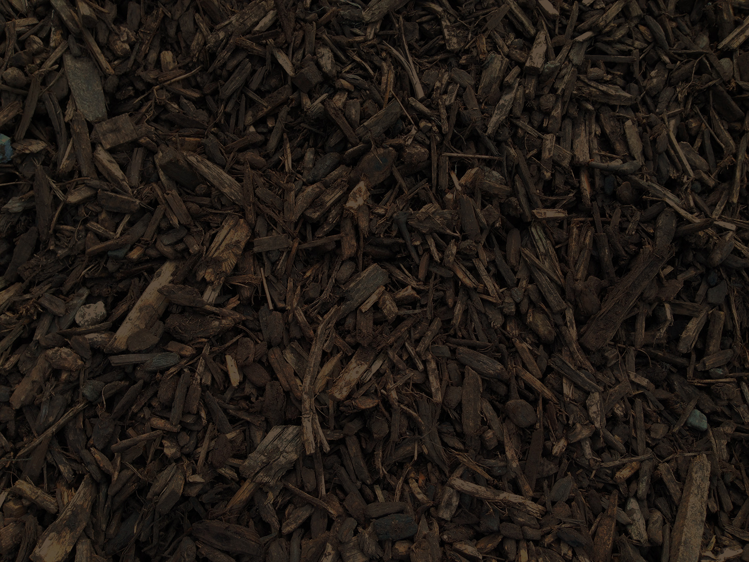 mulch and fish compost Campbell River