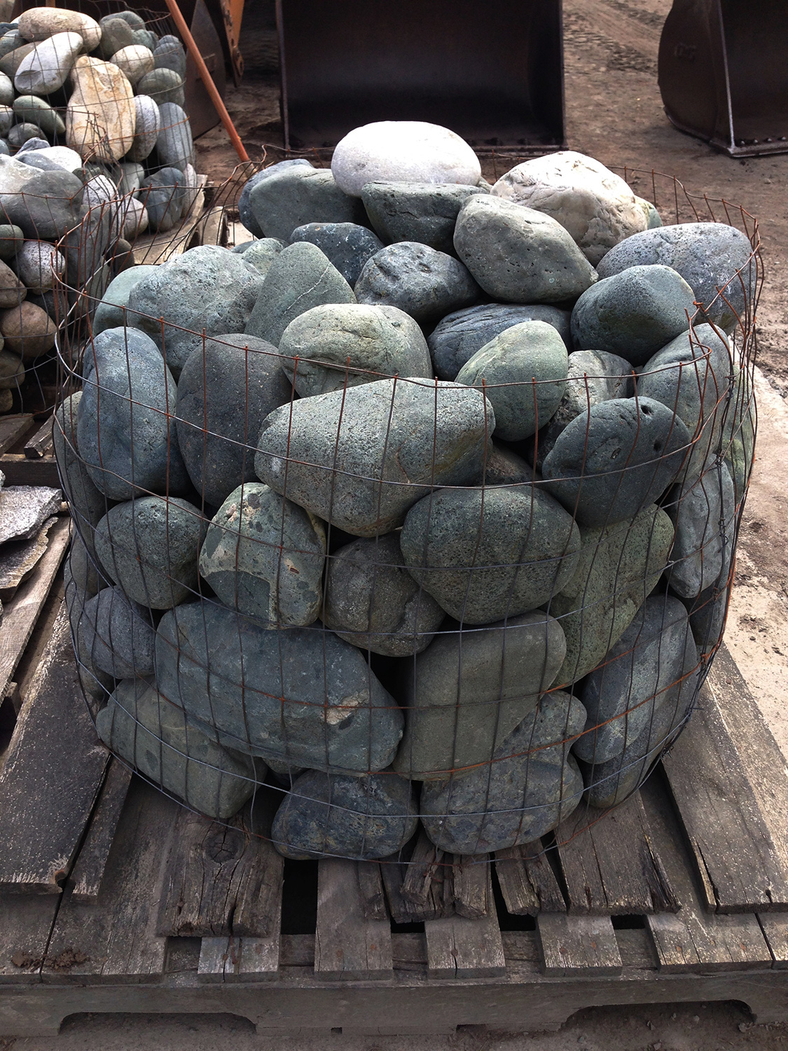 River rock delivery 28 images decorative river rock for Bulk river rock for sale near me