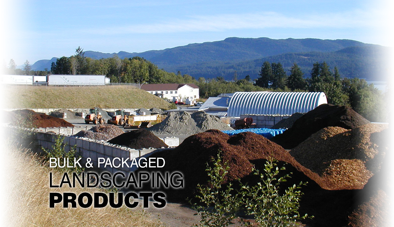 Bulk & Packaged Landscape Products