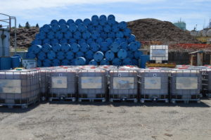 Bulk Grassolne Renuable Resources Campbell River