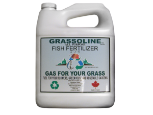 Grassoline Liquid Fish Fertilizer